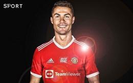 Ronaldo chính thức gia nhập Manchester United