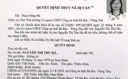 Bán đất nền lừa đảo, Bà Rịa – Vũng Tàu truy nã nữ giám đốc doanh nghiệp BĐS