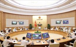 Thủ tướng Phạm Minh Chính: Đã hy sinh kinh tế, thực hiện giãn cách xã hội thì phải sớm đạt mục tiêu kiềm chế dịch bệnh