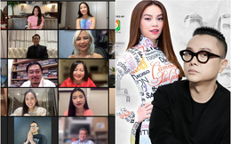 """Giới thời trang Việt ủng hộ hơn 2,6 tỷ VNĐ giúp y bác sĩ tuyến đầu chống Covid-19: Riêng áo dài """"Cảm ơn Sài Gòn"""" của NTK Công Trí bán đấu giá được 700 triệu VNĐ"""