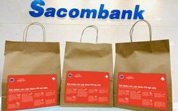 Sacombank tặng 10.000 túi chăm sóc sức khoẻ, có thuốc, vitamin, máy đo spO2,...cho các F0 điều trị tại nhà