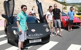 Nguyễn Quốc Cường gọi, Minh 'Nhựa' trả lời: Bồi hồi nhớ CarPassion 2011 khi bị anh em 'trộm' mất Rolls-Royce Phantom