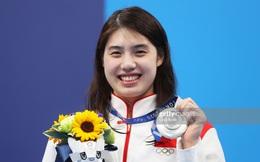 """""""Mỹ nhân ngư"""" Trung Quốc bị vẹo cột sống và hành trình trở thành kỷ lục gia Olympic Tokyo 2021"""