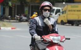 Hà Nội nắng nóng gay gắt, có nơi trên 38 độ C