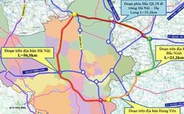 Đường Vành đai 4 chưa duyệt, dự án BĐS đã rầm rộ rao bán 'ăn theo'