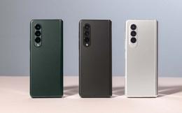 Samsung ra mắt Galaxy Z Fold3 - điện thoại gập ngày càng hoàn thiện, siêu phẩm giá 1.799 USD