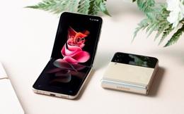 Ảnh thực tế Galaxy Z Flip3 vừa ra mắt - điện thoại gập thời trang nhất hiện nay, giá 999 USD