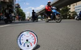 Bắc Bộ và Trung Bộ nắng nóng gay gắt, có nơi trên 39 độ C