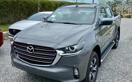Mazda BT-50 2021 âm thầm về đại lý: Giá cao nhất 849 triệu, đầu long lanh như CX-8, thêm công nghệ đấu Ford Ranger