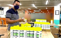 """Startup Việt đón đầu """"cơ trong nguy"""" Covid-19: Từ khẩu trang cà phê đầu tiên trên thế giới đến Oxy Nhiệt đới dung tích 8.000 ml cho 180 lần thở, giá bán 179.000 VND/bình"""