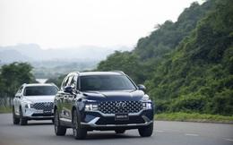Hyundai bán gần 2.200 xe tháng 8, nhiều mẫu giảm mạnh doanh số