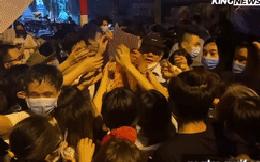 Bí thư Hà Nội yêu cầu làm rõ trách nhiệm lãnh đạo phường để dân chen lấn tiêm vắc xin
