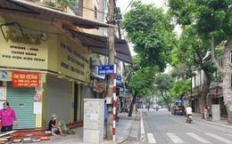 'Thủ phủ' đồ chơi trẻ em ở Hà Nội phủ bạt, vắng lặng trước Tết Trung thu