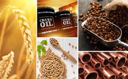 Thị trường ngày 15/9: Giá dầu và vàng tiếp đà tăng; kim loại công nghiệp, sắt thép đồng loạt giảm