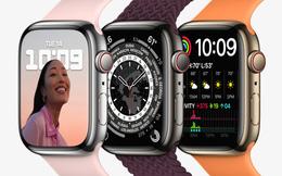 Apple ra mắt đồng hồ Watch Series 7 mới, màn hình lớn nhất từ trước đến nay, giá 12 triệu đồng tại Việt Nam