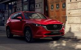 Mazda CX-5 2022 ra mắt: Bản nâng cấp nhẹ, dẫn động 2 cầu thành trang bị mặc định
