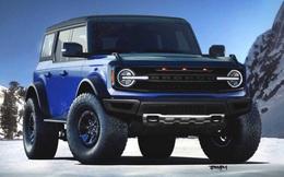 Hé lộ Ford Bronco Raptor cho người mê tốc độ lại thích off-road: Động cơ có thể trên 400 mã lực, có cả bản 2 cửa và 4 cửa