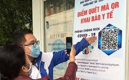 Hà Nội yêu cầu nhà hàng, quán ăn tạo điểm quét QR code khi mở cửa