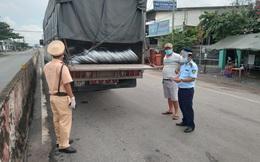 Phát hiện 14 tấn thép cuộn vi phạm về nhãn hàng hóa tại Tiền Giang