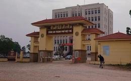 Ủy ban kiểm tra tỉnh Phú Thọ kỷ luật 4 cán bộ Công an