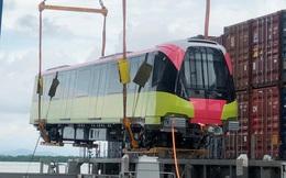 Đủ 10 đoàn tàu về dự án, tuyến Metro Nhổn - ga Hà Nội sẵn sàng vận hành