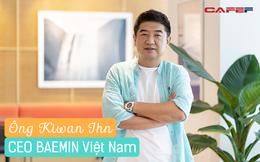 CEO BAEMIN Việt Nam - Chúng tôi muốn thoát khỏi vai trò một đơn vị giao thức ăn đơn thuần