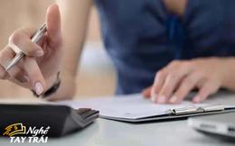 Banker chia sẻ bí quyết làm thêm nghề đại lý thuế