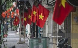 Ngày Quốc khánh đặc biệt: Cả Hà Nội, Sài Gòn và Đà Nẵng đều lặng yên, đồng lòng chiến thắng đại dịch