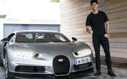 Manchester United được thơm lây nhờ bộ sưu tập siêu xe của Ronaldo: Tổng giá trị 24 triệu USD, 'vô đối' tại giải Ngoại hạng Anh