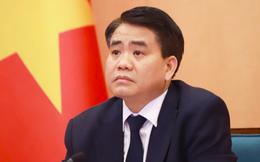 Truy tố ông Nguyễn Đức Chung cùng loạt cựu lãnh đạo Sở KH&ĐT Hà Nội
