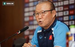 """HLV Park Hang-seo: """"Nếu tuyển Việt Nam không mất người, tỉ số trận đấu sẽ là 3-2"""""""