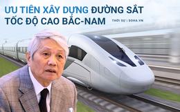 Nguyên Thứ trưởng Bộ GTVT: Thay vì xây 9 đường sắt cùng lúc, nên làm ngay 2 điều này để tiết kiệm hàng chục tỷ USD