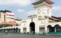 TPHCM chuẩn bị mở cửa chợ Bến Thành, Tân Định