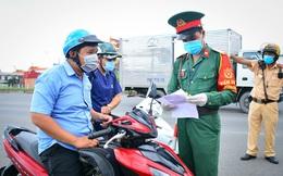 Thủ tướng yêu cầu tiếp tục kiểm soát người ra vào TP HCM, Bình Dương, Long An, Đồng Nai