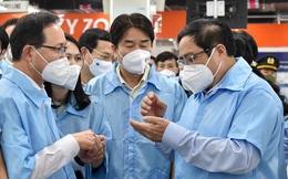 Thủ tướng đề nghị Samsung và các đối tác hỗ trợ Việt Nam thực hiện chiến lược vắc xin
