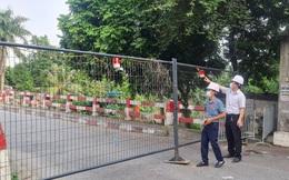 Hà Nội: Người dân không di chuyển qua 30 cây cầu có chốt cứng rào chắn