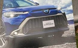 Lộ Toyota Corolla Cross 2022 với thiết kế mới, thêm gói thể thao và trang bị như xe sang mà khách Việt ao ước