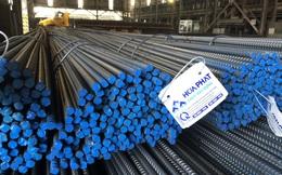 Sản lượng bán hàng của Hòa Phát tăng 2 tháng liên tiếp dù thép xây dựng giảm 17% so với cùng kỳ vì giãn cách xã hội