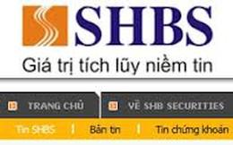 SHBS bất ngờ báo lãi 30 tỷ quý 4/2012