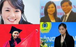 """Bốn """"ngọc nữ"""" nổi bật nhất sàn chứng khoán Việt Nam 2013"""