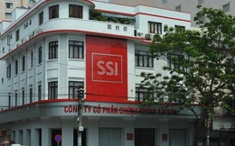 SSI (công ty riêng): Năm 2013 lãi sau thuế gần 372 tỷ đồng
