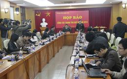 Phó Tổng Thanh tra Chính phủ khẳng định việc bổ nhiệm Vụ trưởng Vụ 1 của TTCP đúng quy định