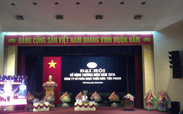 [Trực tiếp] ĐHCĐ Nhựa Tiền Phong: Xem xét rút dự án tại Lào