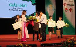Trần Quý Tùng - sinh viên ĐH Kinh tế quốc dân trở thành quán quân của I-Invest 2014!