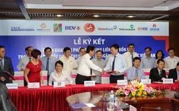 BIDV phối hợp 7 ngân hàng ký kết triển khai sản phẩm tín dụng liên kết 4 nhà