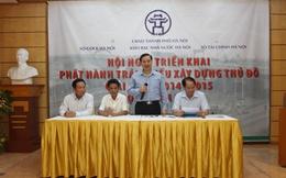 UBND Thành phố Hà Nội chuẩn bị phát hành 3.000 tỷ trái phiếu xây dựng Thủ đô