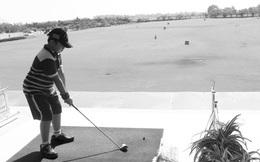 """""""Choáng"""" với thú chơi golf của các """"tiểu đại gia"""""""