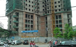 Loại trừ khoản vay đối với dự án hoàn thành sau 2012 ra khỏi dư nợ BĐS