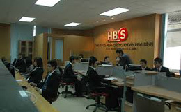 HBS: Chỉ có mảng môi giới tăng trưởng, LNST quý 3 đạt chưa đầy 60 triệu đồng