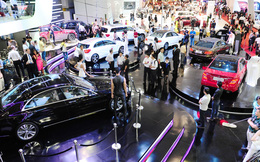 Kinh tế khó khăn, tiêu thụ ô tô tháng 8 vẫn tăng 59%